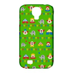 Circus Samsung Galaxy S4 Classic Hardshell Case (PC+Silicone)