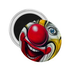 Clown 2.25  Magnets