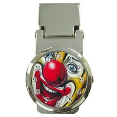 Clown Money Clip Watches