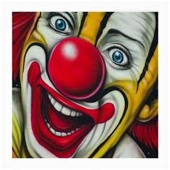 Clown Medium Glasses Cloth