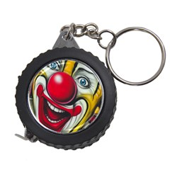 Clown Measuring Tapes
