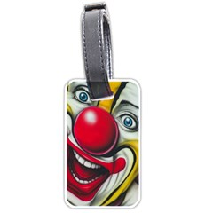 Clown Luggage Tags (One Side)