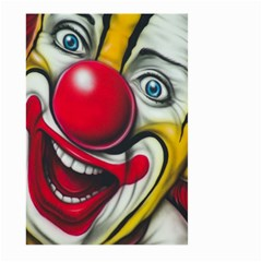 Clown Large Garden Flag (Two Sides)
