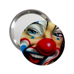 Clown 2.25  Handbag Mirrors