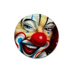 Clown Magnet 3  (Round)