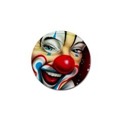 Clown Golf Ball Marker (10 pack)