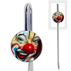 Clown Book Mark