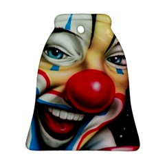 Clown Bell Ornament (Two Sides)