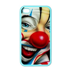 Clown Apple iPhone 4 Case (Color)