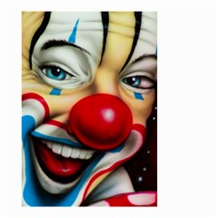 Clown Small Garden Flag (Two Sides)
