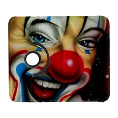 Clown Galaxy S3 (Flip/Folio)