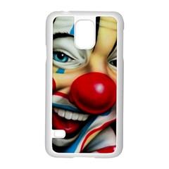 Clown Samsung Galaxy S5 Case (White)