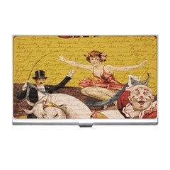 Vintage circus  Business Card Holders