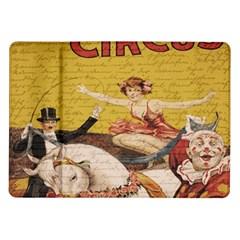 Vintage circus  Samsung Galaxy Tab 10.1  P7500 Flip Case