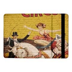 Vintage circus  Samsung Galaxy Tab Pro 10.1  Flip Case