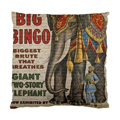 Vintage circus  Standard Cushion Case (One Side)