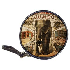 Vintage circus  Classic 20-CD Wallets