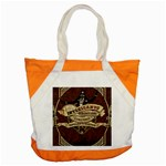 Vintage circus  Accent Tote Bag Front