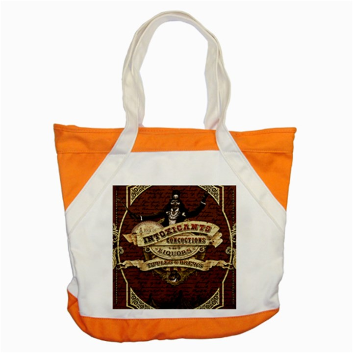 Vintage circus  Accent Tote Bag