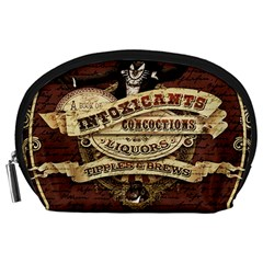 Vintage circus  Accessory Pouches (Large)
