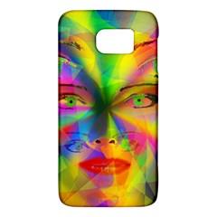 Rainbow girl Galaxy S6