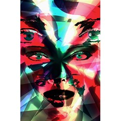 Abstract girl 5.5  x 8.5  Notebooks