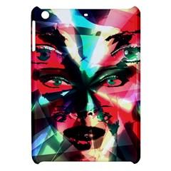 Abstract girl Apple iPad Mini Hardshell Case