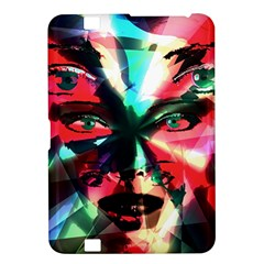 Abstract girl Kindle Fire HD 8.9