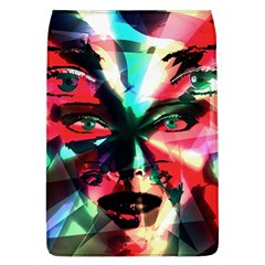 Abstract girl Flap Covers (L)