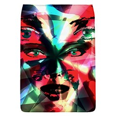 Abstract girl Flap Covers (S)