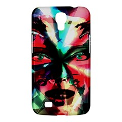 Abstract girl Samsung Galaxy Mega 6.3  I9200 Hardshell Case