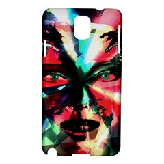 Abstract girl Samsung Galaxy Note 3 N9005 Hardshell Case