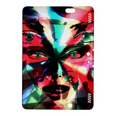 Abstract girl Kindle Fire HDX 8.9  Hardshell Case