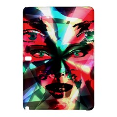 Abstract girl Samsung Galaxy Tab Pro 10.1 Hardshell Case