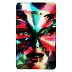 Abstract girl Samsung Galaxy Tab Pro 8.4 Hardshell Case