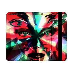 Abstract girl Samsung Galaxy Tab Pro 8.4  Flip Case