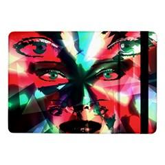 Abstract girl Samsung Galaxy Tab Pro 10.1  Flip Case