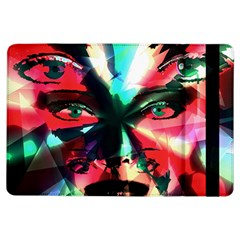 Abstract girl iPad Air Flip