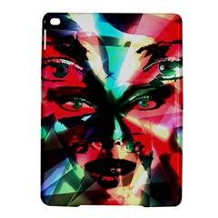 Abstract girl iPad Air 2 Hardshell Cases