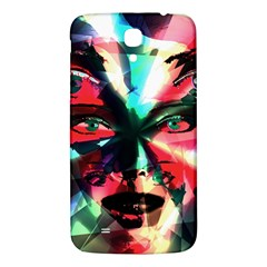 Abstract girl Samsung Galaxy Mega I9200 Hardshell Back Case