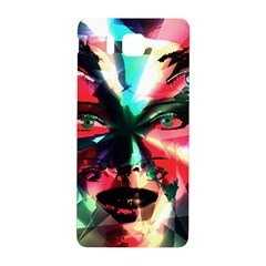 Abstract girl Samsung Galaxy Alpha Hardshell Back Case