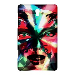 Abstract girl Samsung Galaxy Tab S (8.4 ) Hardshell Case
