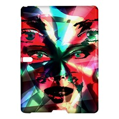 Abstract girl Samsung Galaxy Tab S (10.5 ) Hardshell Case