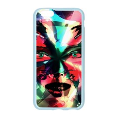 Abstract girl Apple Seamless iPhone 6/6S Case (Color)