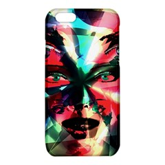 Abstract girl iPhone 6/6S TPU Case