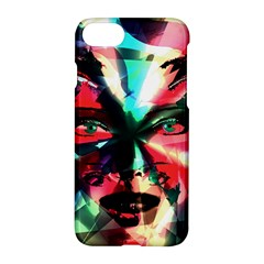 Abstract girl Apple iPhone 7 Hardshell Case
