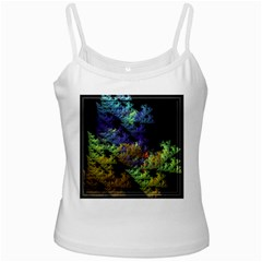 Fractal Forest Ladies Camisoles