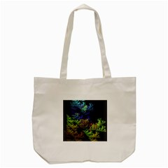 Fractal Forest Tote Bag (Cream)
