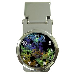 Fractal Forest Money Clip Watches