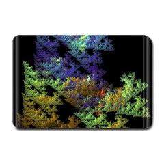 Fractal Forest Small Doormat